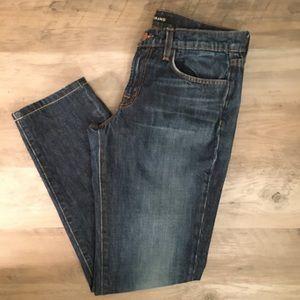 J Brand Logan Boyfriend Jeans